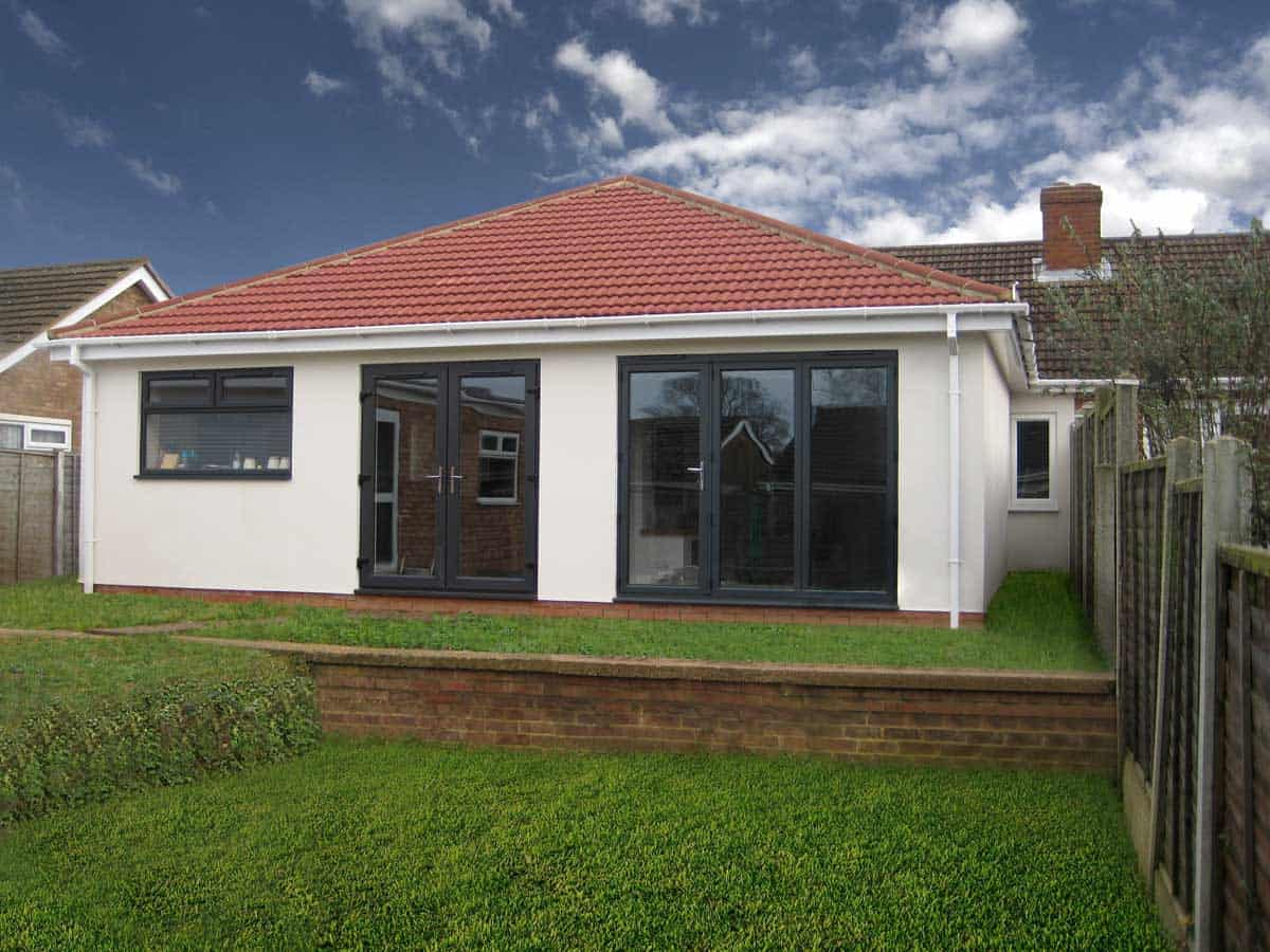 Bungalow extension ideas before and after explore for Bungalow addition cost