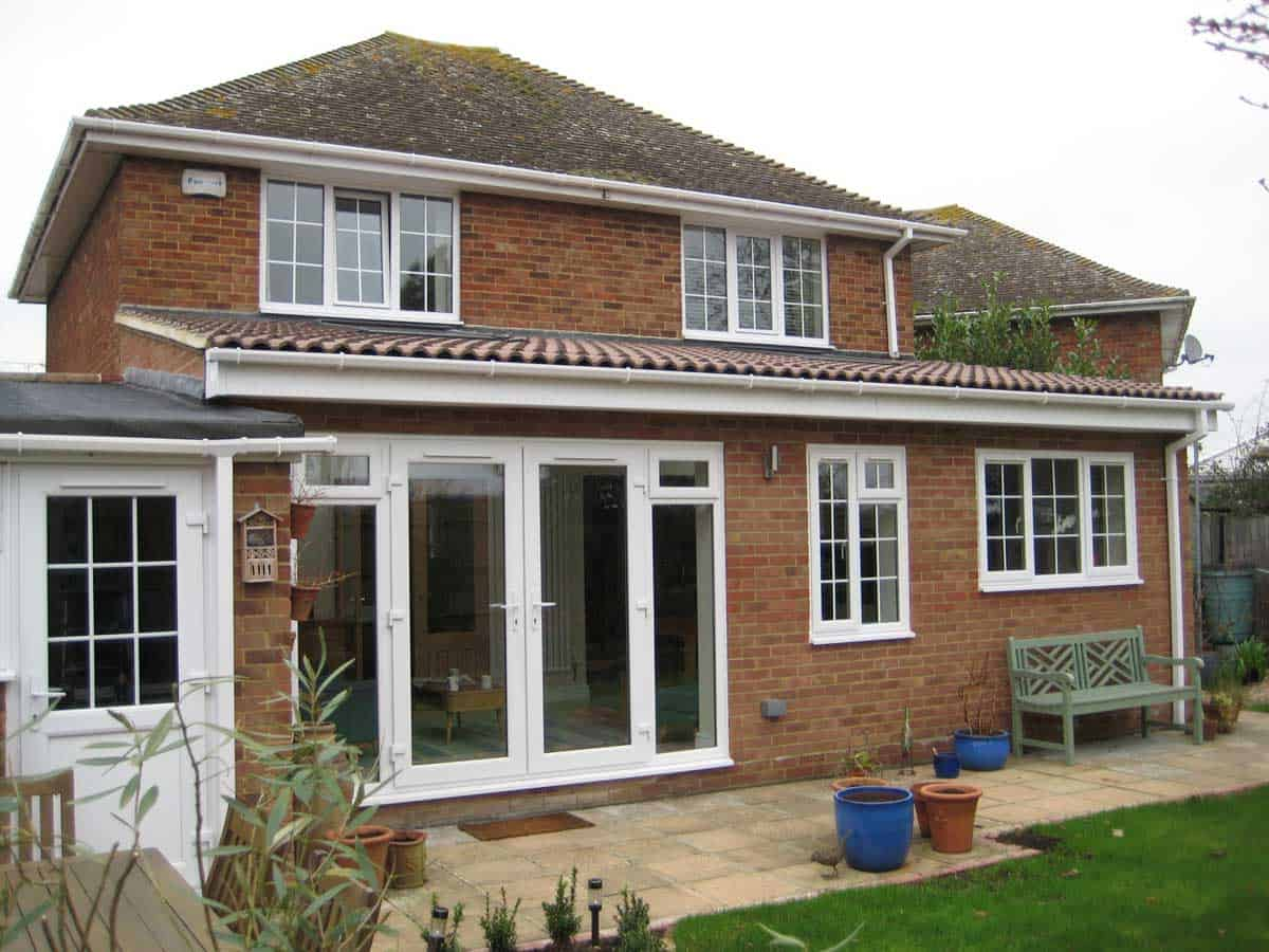 Single Storey Rear Extension Plans Specification At