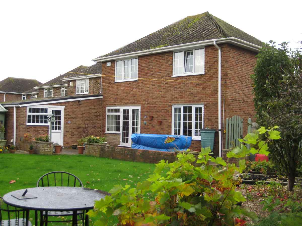 Single Storey Rear Extension Plans Amp Specification At